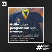 Ratusan Mantan Go-Life se-Jawa Barat Kini Hadir di Sembilan Kita